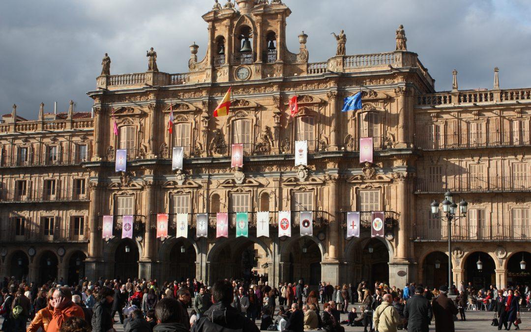 Salamanca: la universidad española