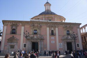 Basilica Virgen Valencia