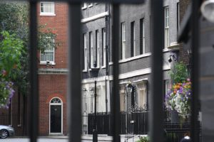 Downing street Londres
