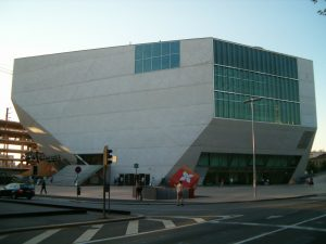Palacio Musica Oporto
