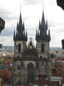 Iglesia Tyn Praga