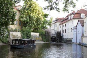 Canal del Diablo Praga