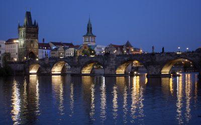Praga: la capital del cristal de Bohemia