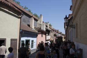 Callejon Oro Praga