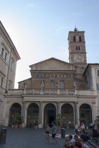 Sta Maria Trastevere