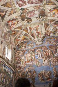 Capilla Sixtina Vaticano