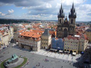 Plaza Stare Mesto