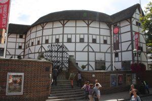 Globe Theatre Londres