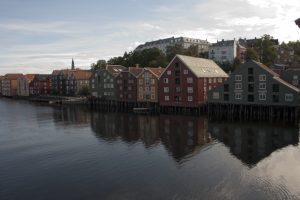 Trondheim Fiordo
