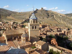Castillo Albarracín