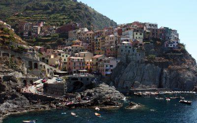 Cinque Terre: los pueblos de la costa escarpada ligur